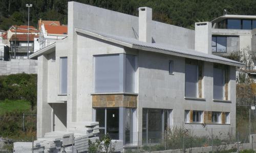 Vivienda 2 de líneas modernas en Camposancos (A Guarda)