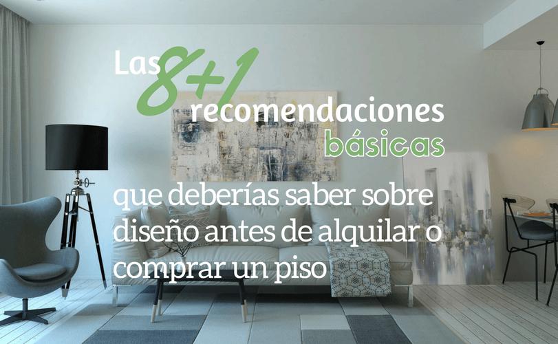 recomendaciones diseño pisos