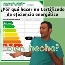 ¿Por qué hacer un Certificado de eficiencia energética bien hecho?