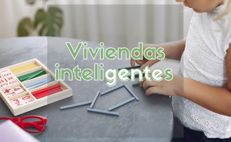 Viviendas inteligentes: La domótica al servicio del usuario