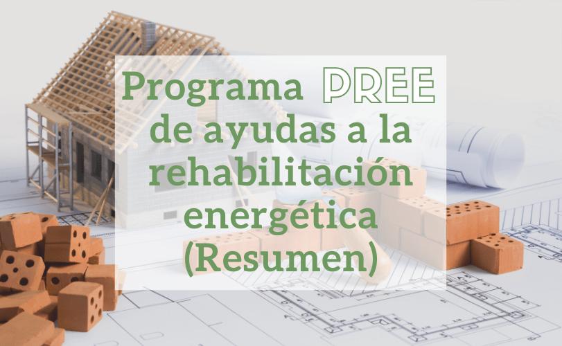 Ayudas rehabilitacion energética