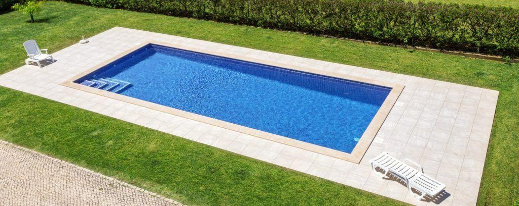 piscina rectangular